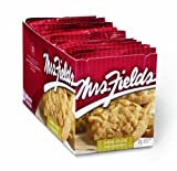 Mrs. Fields Cookies, White Chunk Macadamia, 8 -Count Cookies (Pack of 2)