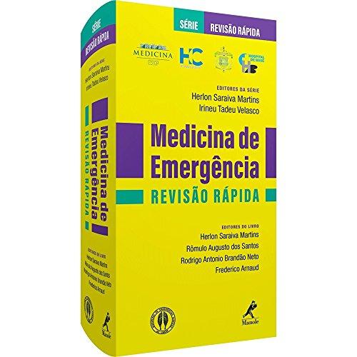 Medicina de Emergência Revisão Rápida - Série Revisão Rápida