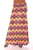 Womens Maxi Skirts Collection of various print skirt - Long Skirts