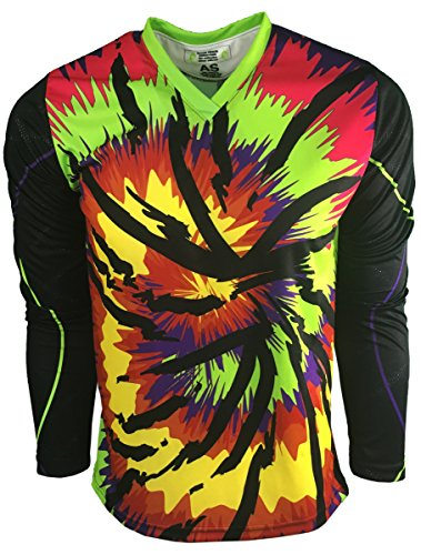 883db594c Geko Sports Twister Tie Dye Goalkeeper Jersey - Buy Online in Oman. |  Sporting Goods Products in Oman - See Prices, Reviews and Free Delivery in  Muscat, ...