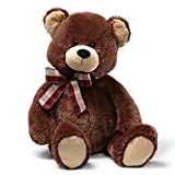 Gund TD Teddy Bear Brown 25-Inch Plush-Large