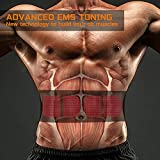 DOMAS Ab Belt Abdominal Muscle Toner- Abs
