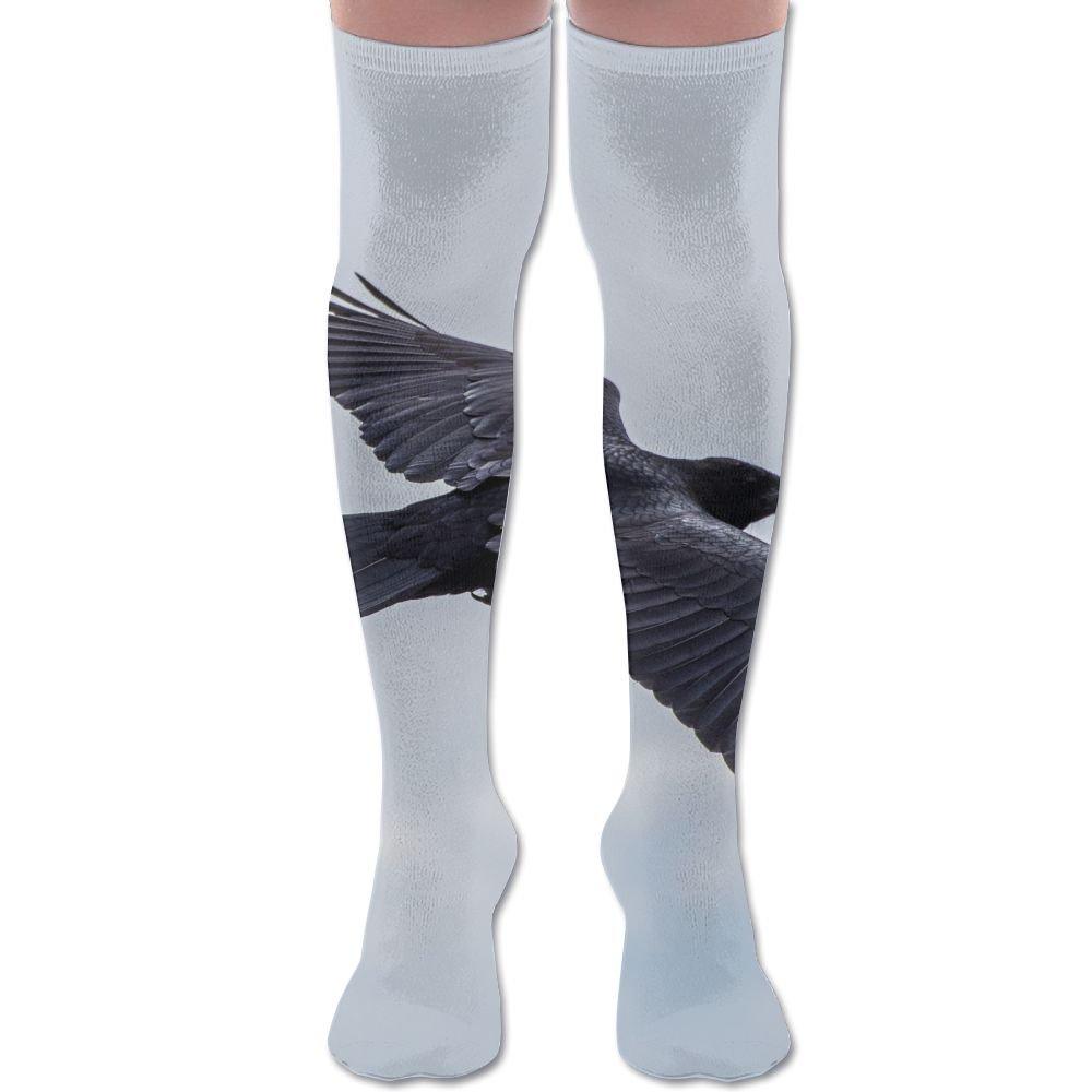 9ca788b8f Amazon.com  Bald Eagle Soar In Sky Classic Youth Knee High Socks  Home    Kitchen