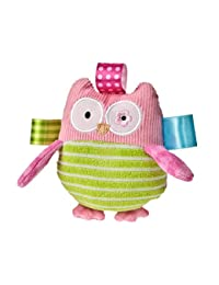 Mary Meyer Taggies Oodles Owl Plush Rattle BOBEBE Online Baby Store From New York to Miami and Los Angeles