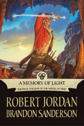 A Memory of Light (Wheel of Time Other Book 14) by [Jordan, Robert, Sanderson, Brandon]