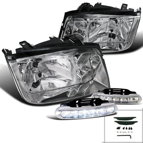 Jetta Smoke Headlights Bumper Lights