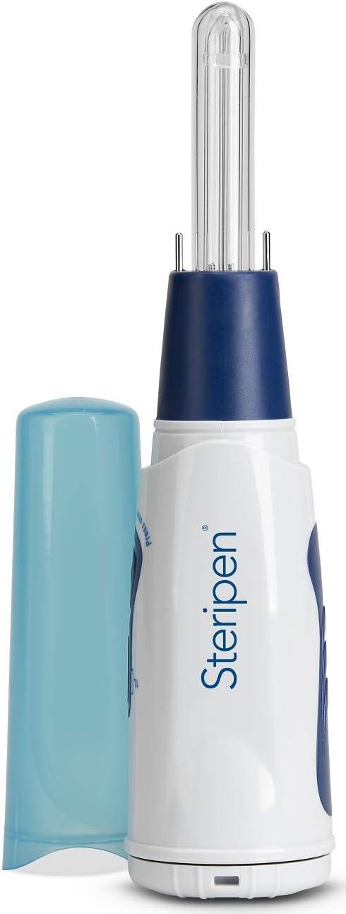 SteriPen Classic 3 Portable Lightweight UV Water Filter