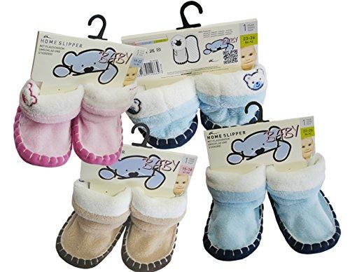 Sockswear - Patucos de Poliéster para niña Rosé