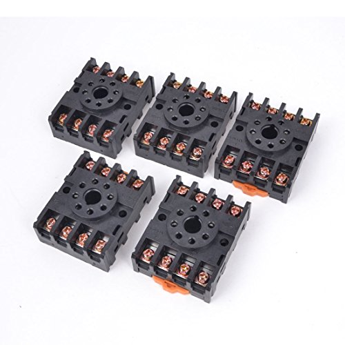 8 Pin Relay Socket - 5