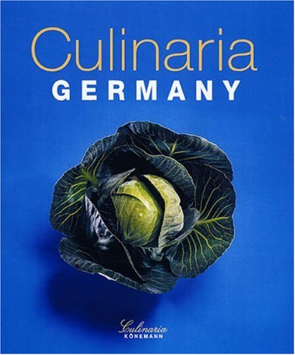 Culinaria: Germany by Konemann