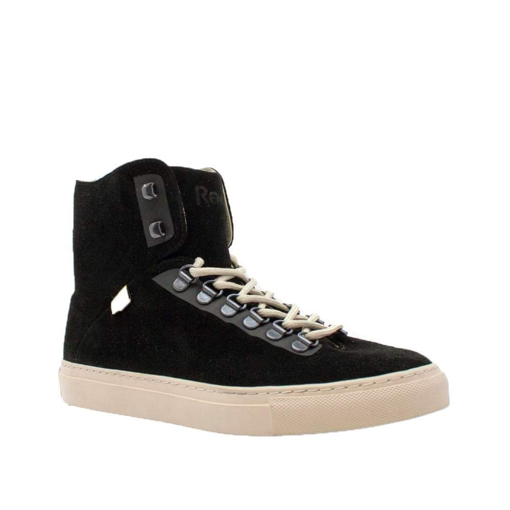 Rem`S New Rem`S Suede High Top Sneaker