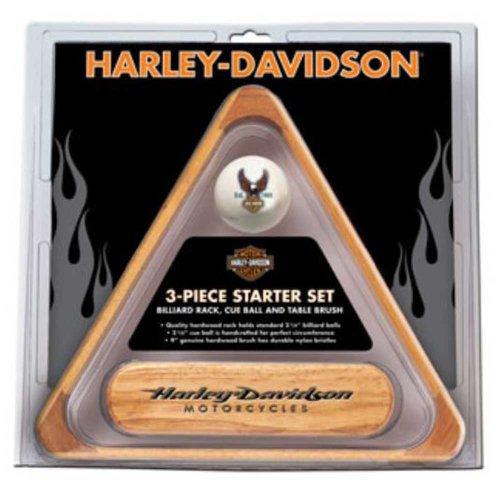 Harley-Davidson 3 Piece Billiards Starter Set HDL-11148