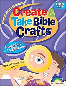 Make it take it crafts parables and miracles enelle for Make it take it crafts
