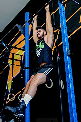 Uzafit Logan Bodybuilding Gewichtheben CrossFit Boxer Schuh Unisex Sneaker