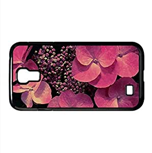 Begonia Watercolor style Cover Samsung Galaxy S4 I9500 Case (Flowers Watercolor style Cover Samsung Galaxy S4 I9500 Case)
