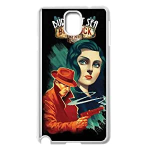 BioShock For Samsung Galaxy Note 3 N9000 Case Cell phone Case Ibae Plastic Durable Cover