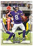 #2: 2016 Panini Playoff Football #135 Sam Bradford Vikings