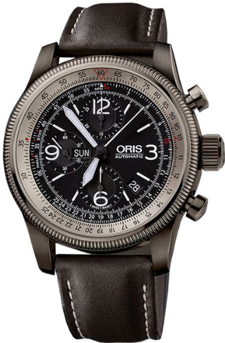 Oris Big Crown X1 Calculator Watch 675 7648 42 64 LS