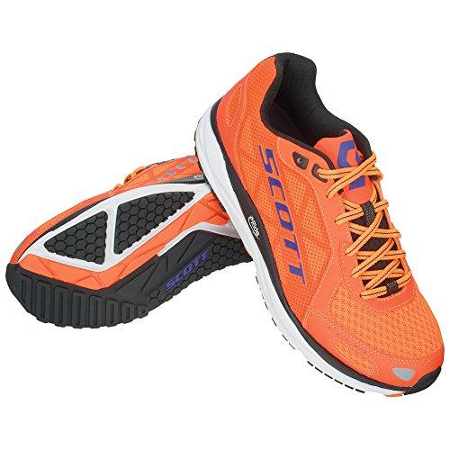 Scott Shoe Palani Trainer Naranja