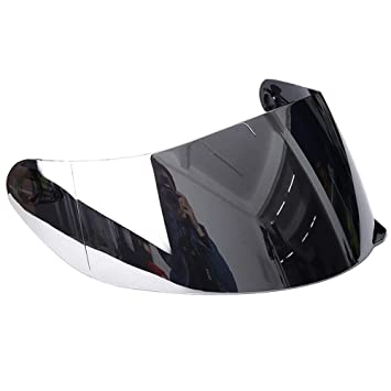 59e82105 Helmet Visor Motorcycle Detachable Lightweight Replacement Universal Shield  Parts Original Glasses Front Flip Up Retro Washable
