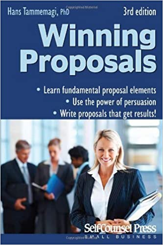 Winning proposals how to write them and get results atg resume sample