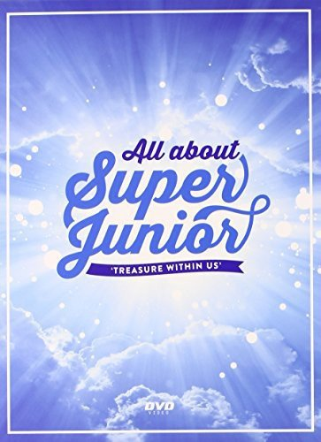 Super Junior - All About Super Junior (Asia - Import, NTSC Region 0, 6PC)