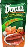 Ducal Refried Red Beans Pouch, 8 Ounce