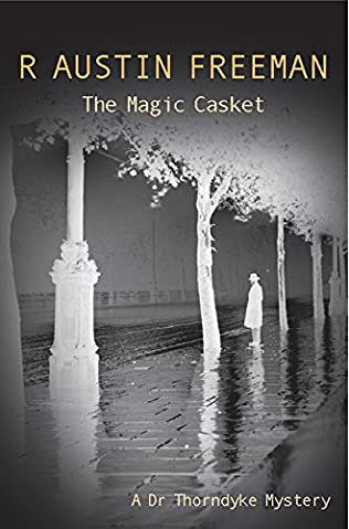 book cover of The Magic Casket