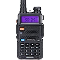 Baofeng UV-5RH 8W Dual Band Two-Way Radio 136-174MHz VHF 400-520MHz UHF With 1800mAh Battery