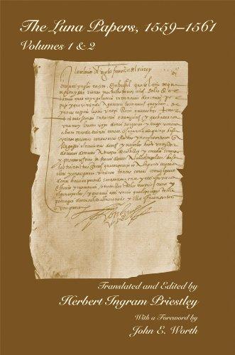 Download The Luna Papers, 1559-1561: Volumes 1 & 2 pdf epub