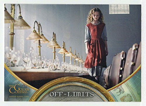 Off-Limits (Trading Card) The Golden Compass # 17 Inkworks 2007 - NM/M