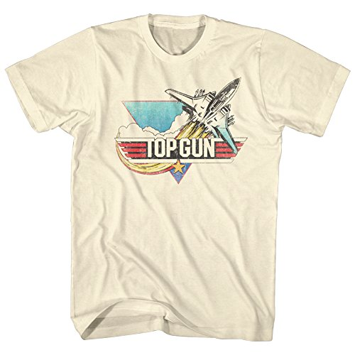Top Gun Fade Adult T-Shirt - S to 5XL