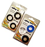 Ultimate54 C- Rings Silicone Male Enhancement Exercise Bands Set of 6 Rings Discreet Packaging