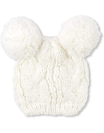 891678458b26f The Children s Place Big Girls  Fashion Pom Hats