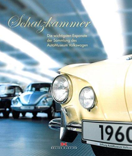 Schatzkammer: Die wichtigsten Exponate der Sammlung des AutoMuseum Volkswagen