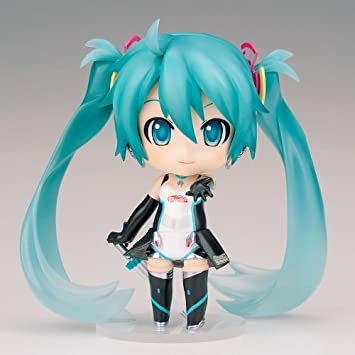 Amazon.com: Nendoroid Racing Miku 172B 2011 ver ...