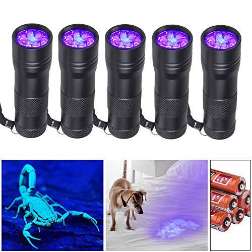 Beinhome Black Light UV Flashlight product image