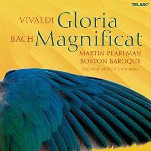 Vivaldi's Gloria & Bach's Magnifican