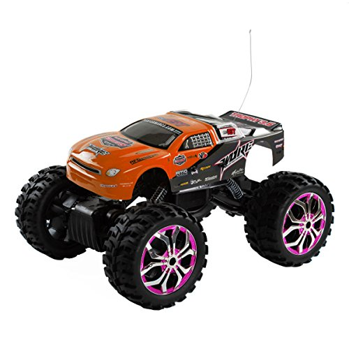 Costzon 1:10 Scale RC Rock Crawler Truck Remote Control Off Road Car Toy RTR