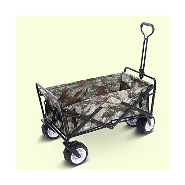 YD Pet Travel Carrier Pet Trolley Multifunctional Folding Four-wheeled Pet Stroller Large Dog Cart Pet Scooter Camping… Click on image for further info. 4
