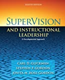 SuperVision and Instructional Leadership 8th Edition