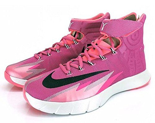 76be5db031b Nike Zoom HyperRev Men s Basketball Shoes Kyrie Irving-Pink Fire Black-Pure  Platinum