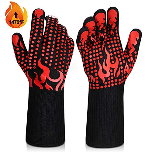 BBQ Gloves 1472°F Heat