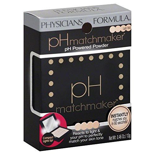 Physicians Formula pH Powered Powder, Light, 0.46 oz.