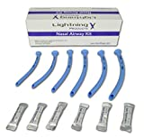 Nasopharyngeal (Nasal) Airway Kit 6 pcs NPA