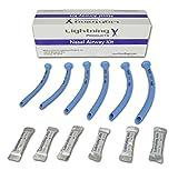 Nasopharyngeal (Nasal) Airway Kit 6 pcs NPA