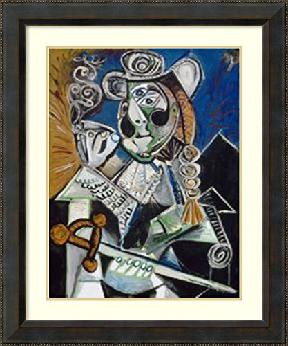 Framed Wall Art Print Le Matador by Pablo Picasso 27.62 x 33.12
