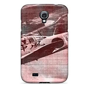 New Arrival Kamikaz Mitsubishi A6m Zero For Galaxy S4 Case Cover