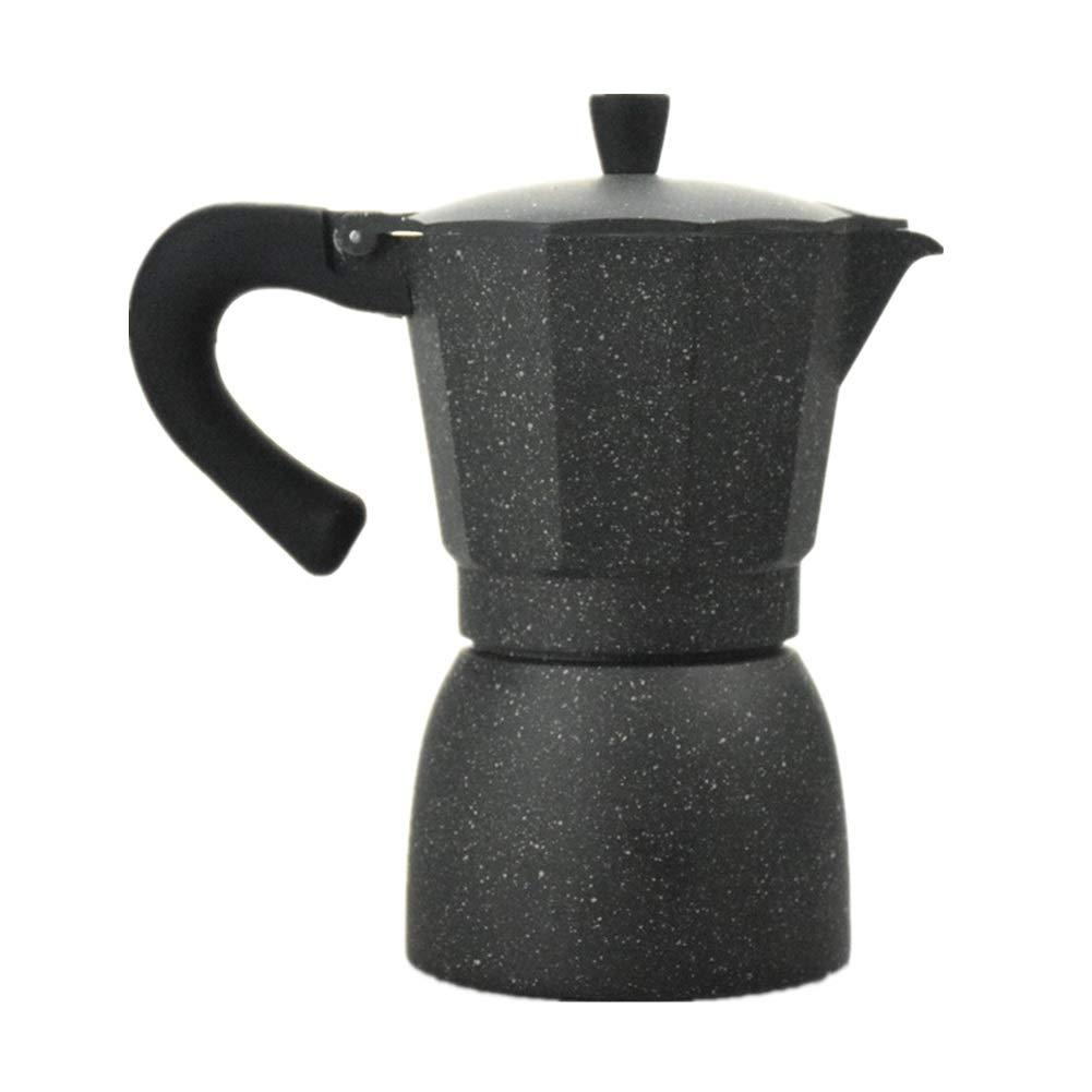 Acquisto Baoffs-kicm Caffettiera Classica Caffettiera Espresso Italiano Fornello Alluminio Moka Pot Caffettiera Pot Filtro Moka Pot 6 Cup per L'Ufficio di casa Prezzi offerta