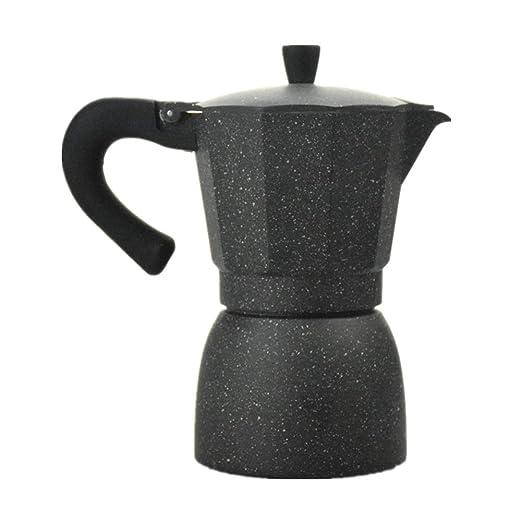 Yzibei Taza de Filtro de Cafe Cafetera Espresso Italiana Cafetera ...